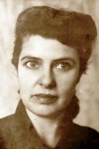 Соловьева Анна Николаевна, заведующая реквизиторским цехом