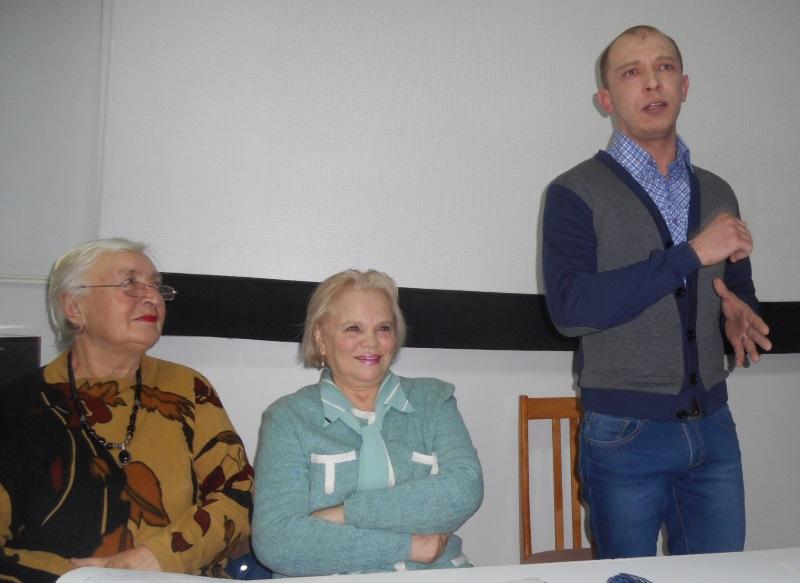встреча в клубе Современница (2)